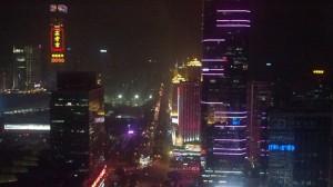 Guangzhou: 1980s Cyberpunk Dystopia today!