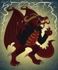 The RPPR dragon
